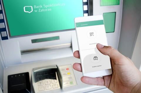 Wypłacaj pieniądze bez karty i dotykania bankomatu!